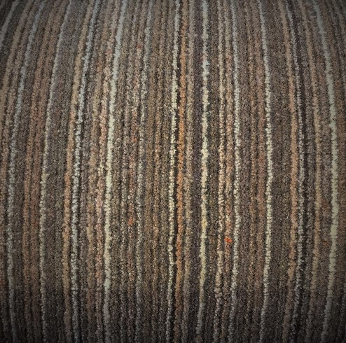 Cafe Stripe - Brown beige