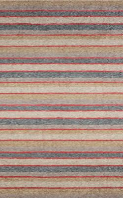 Multi Striped Rug By Gooch
