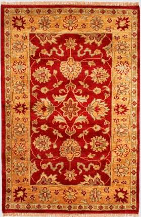 Taj Agra Hand Made Wool Rug by Plantation