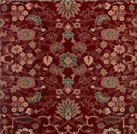 Royal Keshan wool witlon broadloom carpet